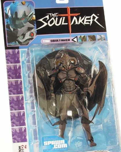 Action Figure Boxes - Soultaker