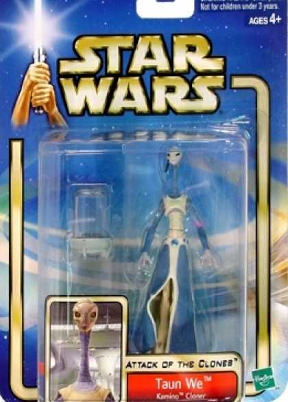 Action Figure Boxes - Star Wars: Taun We