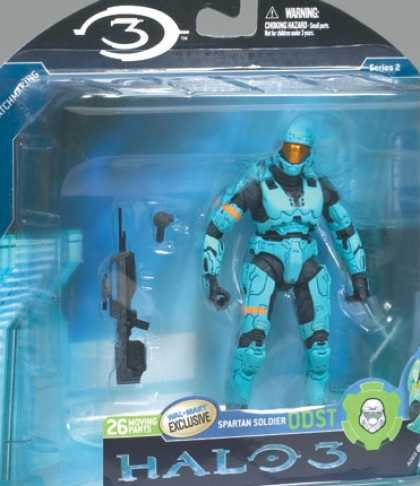 Action Figure Boxes - Halo 3