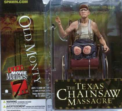 Action Figure Boxes - Texas Chainsaw Massacre