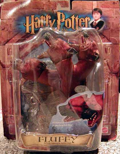 Action Figure Boxes - Harry Potter: Fluffy
