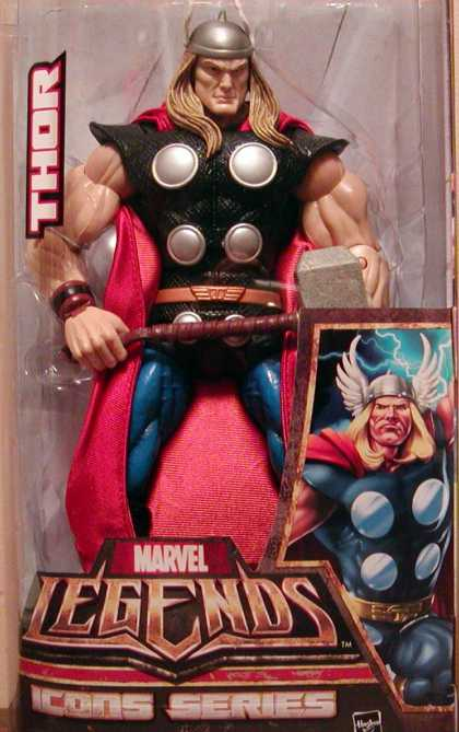 Action Figure Boxes - Thor