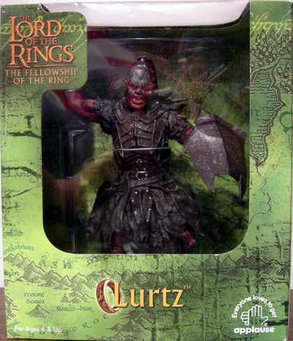 Action Figure Boxes - Lord of the Rings: Lurtz