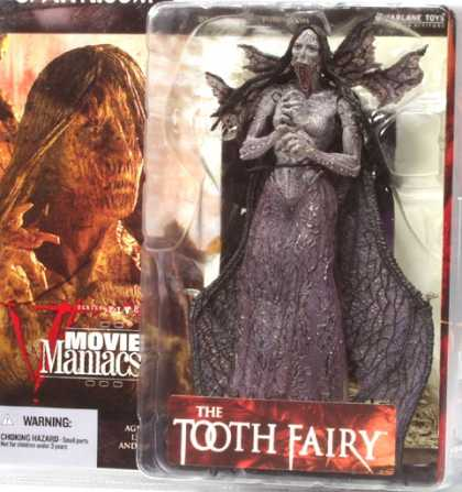 Action Figure Boxes - Movie Maniacs: Tooth Fairy