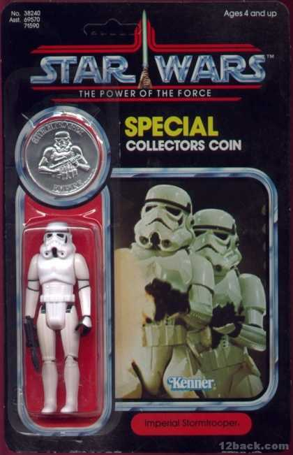 Action Figure Boxes - Star Wars: Imperial Stormtrooper