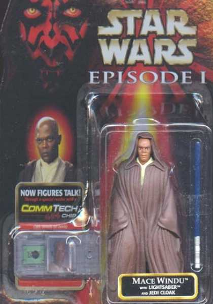 Action Figure Boxes - Star Wars: Mace Windu