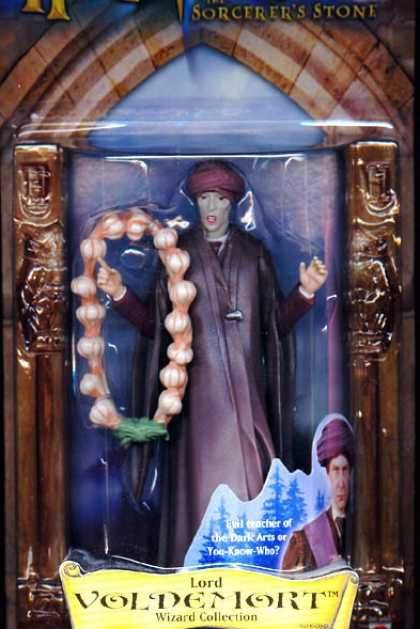 Action Figure Boxes - Harry Potter: Lord Voldemort