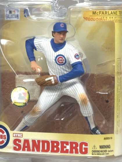 Action Figure Boxes - Baseball: Ryne Sandberg