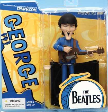 Action Figure Boxes - Beatles: George