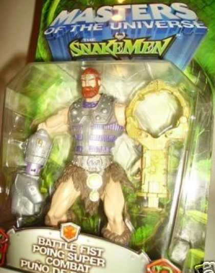 Action Figure Boxes - Masters of the Universe: Snakemen