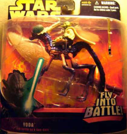 Action Figure Boxes - Star Wars: Fly into battle