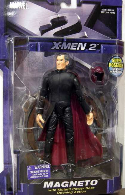 Action Figure Boxes - Magneto
