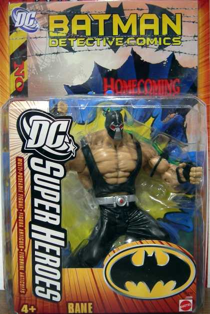 Action Figure Boxes - Batman: Bane