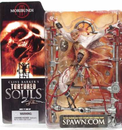 Action Figure Boxes - Clive Barker: Moribundi
