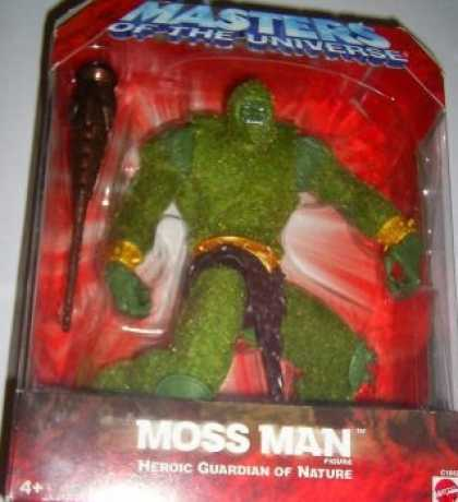 Action Figure Boxes - Masters of the Universe: Moss Man