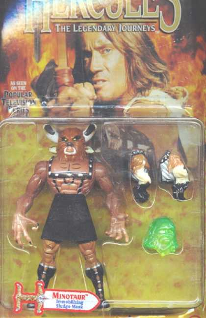 Action Figure Boxes - Hercules: Minotaur