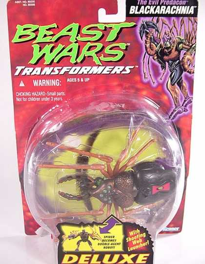 Action Figure Boxes - Transformers: Beast Wars