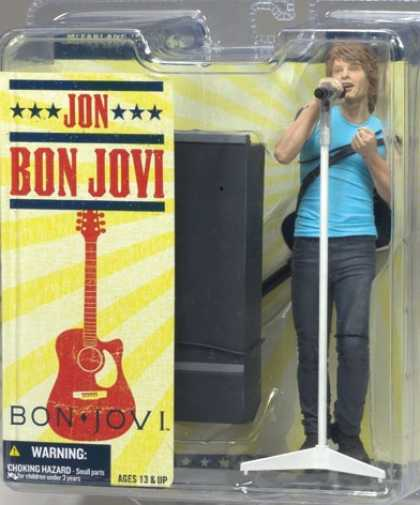 Action Figure Boxes - Jon Bon Jovi