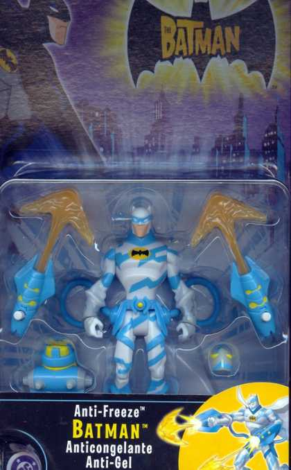 Action Figure Boxes - Anti-Free Batman