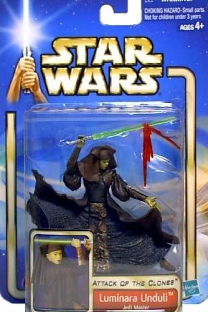 Action Figure Boxes - Star Wars: Luminara Unduli