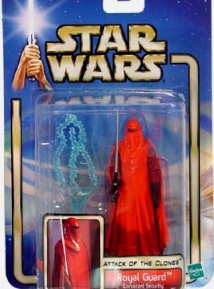 Action Figure Boxes - Star Wars: Royal Guard