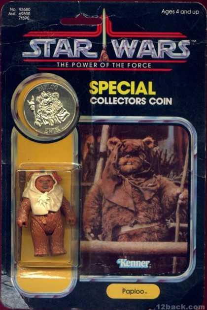 Action Figure Boxes - Star Wars: Paploo