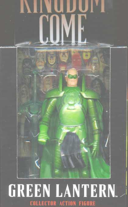 Action Figure Boxes - Kingdom Come: Green Lantern