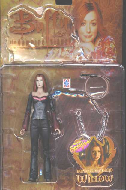 Action Figure Boxes - Buffy: Willow