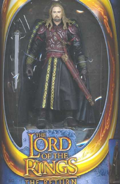 Action Figure Boxes - Lord of the Rings: