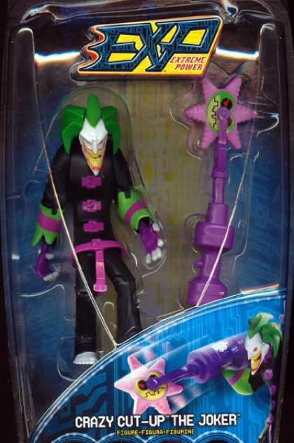 Action Figure Boxes - Exp - Extreme Power: Joker