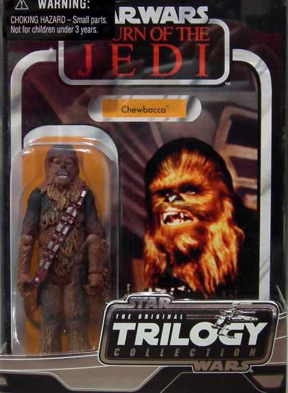 Action Figure Boxes - Star Wars: Chewbacca