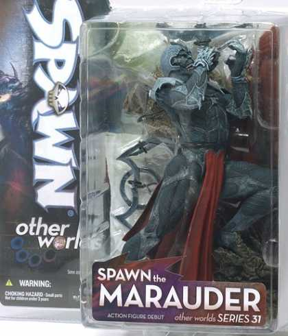 Action Figure Boxes - Spawn the Maraueder