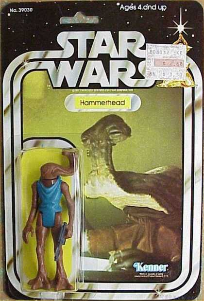 Action Figure Boxes - Star Wars: Hammerhead