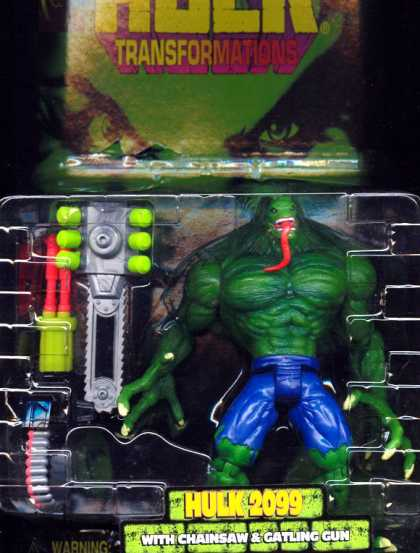 Action Figure Boxes - Hulk 2099
