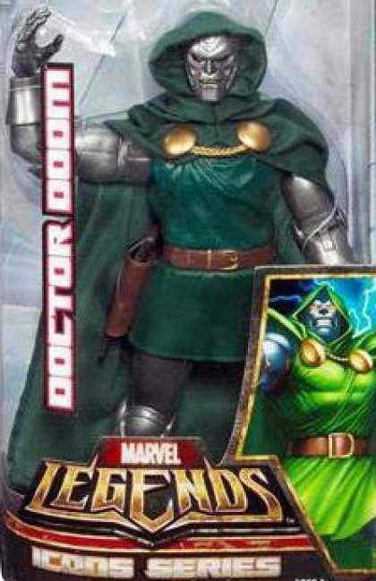 Action Figure Boxes - Doctor Doom