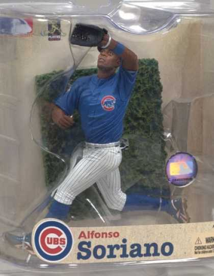 Action Figure Boxes - Baseball: Alfonso Soriano