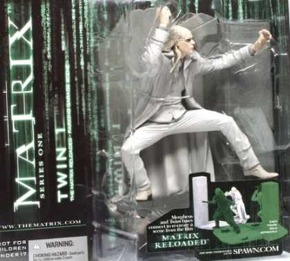 Action Figure Boxes - Matrix Twin
