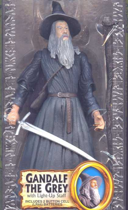 Action Figure Boxes - Lord of the Rings: Gandalf the Grey