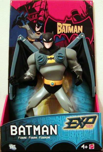 Action Figure Boxes - The Batman EXP