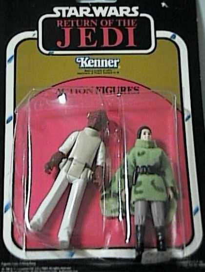 Action Figure Boxes - Star Wars