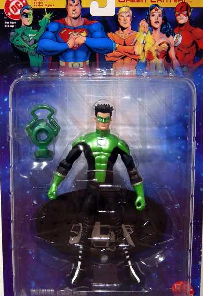 Action Figure Boxes - Green Lantern