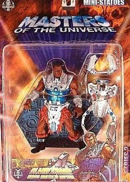 Action Figure Boxes - Masters of the Universe