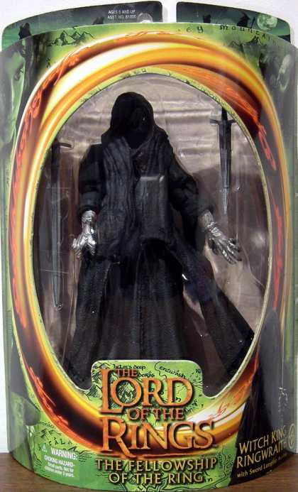 Action Figure Boxes - Lord of the Rings: Witch King Ringwrait