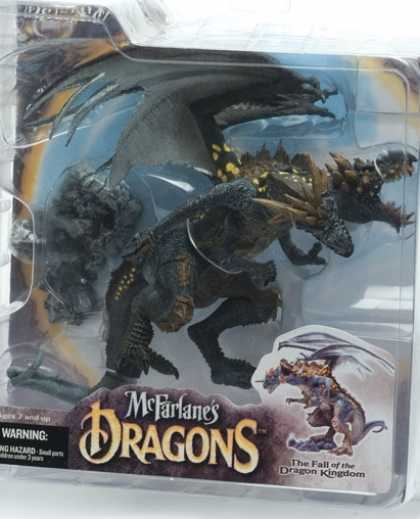 Action Figure Boxes - Dragon