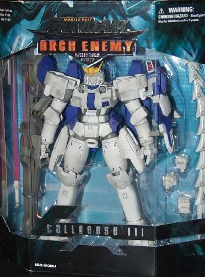 Action Figure Boxes - Archenemy