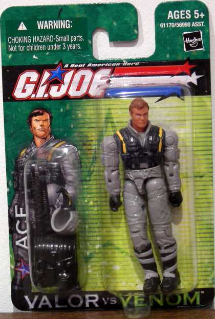 Action Figure Boxes - G.I. Joe: Ace