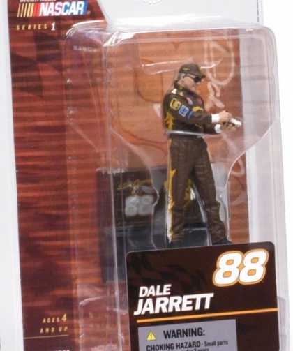 Action Figure Boxes - Nascar: Dale Jarrett