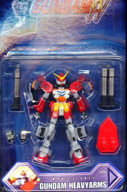 Action Figure Boxes - Gundam Heavyarms