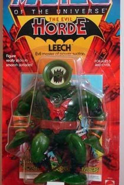 Action Figure Boxes - Masters of the Universe: Leech
