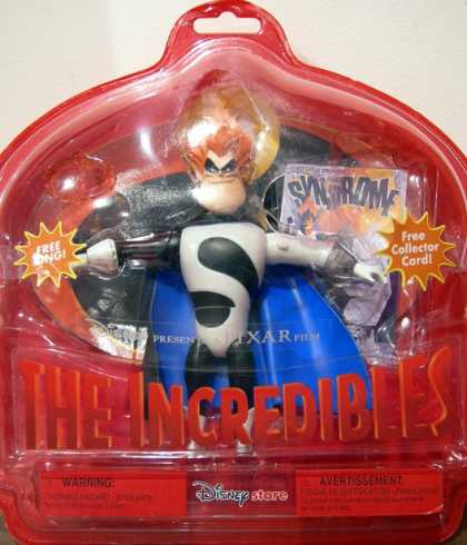 Action Figure Boxes - The Incredibles